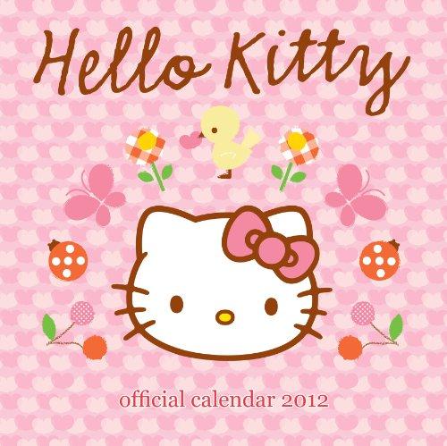 Official Hello Kitty Calendar 2012