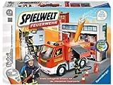 Ravensburger 00824 - tiptoi Spielewelt Feuerwehr von Ravensburger Spieleverlag