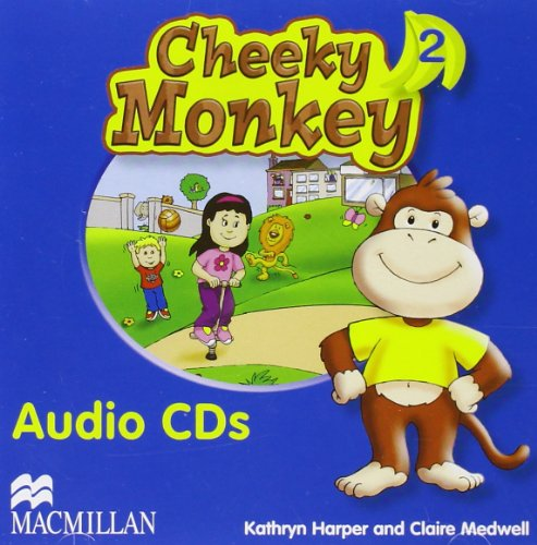 Cheeky Monkey 2 DVD & Photocopiable CD