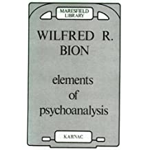 Elements of Psychoanalysis (Maresfield Library)