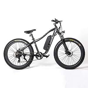 Vélo électrique Biwbik Mod. Dune. Fat Bike. Snow Bike