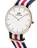 Daniel Wellington Women's Quartz Watch Classic Canterbury Lady 0502DW with Plastic Strap Bild 1