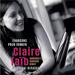"""Afficher """"Chanson pour demain - Hommage à Bernard Dimey"""""""