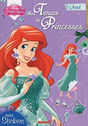 Disney Princesses - Ariel - Mes tenues de princesses