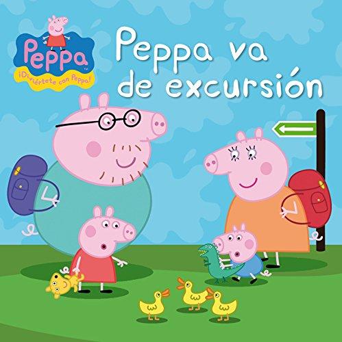 Peppa va de excursión (Peppa Pig. Primeras lecturas) por Varios autores