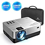 VANKYO LEISURE 420 Full HD Projector with 3000 Lumens, Mini Home Cinema Video
