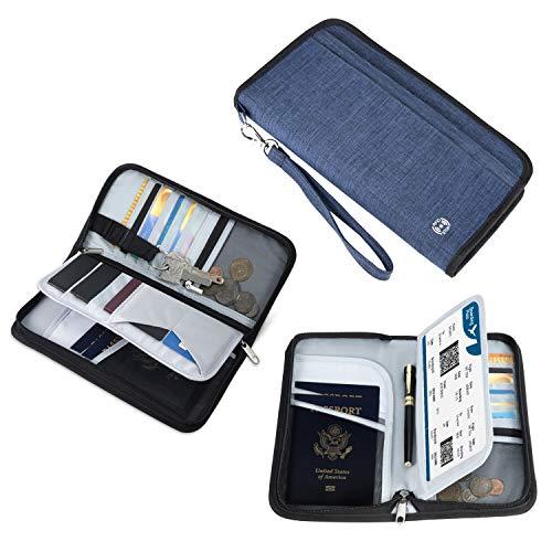 Vemingo Travel Wallet Family Pas...