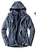 McKINLEY Damen Anatolia Dop-Jacke, Blau, 42