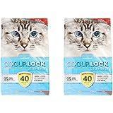 Intersand Odourlock Cat Litter - 12Kg (Pack Of 2)