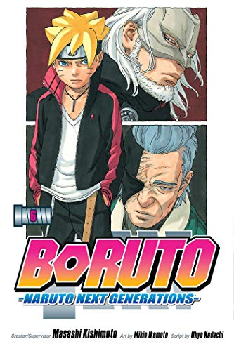 Naruto was a young shinobi with an incorrigible knack for mischief. He achieved his dream to become the greatest ninja in his village, and now his face sits atop the Hokage monument. But this is not his story... A new generation of ninja is ready to ...