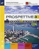 Prospettive di popoli & scenari. Con Extrakit-Openbook. Per le Scuole superiori. Con e-book. Con espansione online: 3