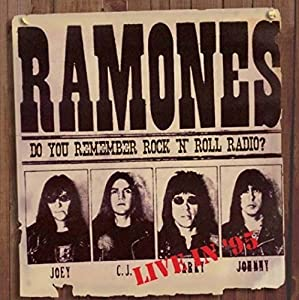 Ramones - End Of The Century (JP CD WPCP-3145)