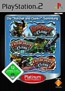 Ratchet & Clank Triple Pack Platinum