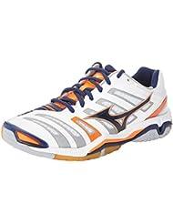 Mizuno Wave Stealth, Zapatos de Balonmano Americano para Hombre