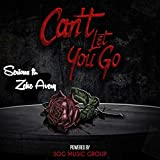 Can't Let You Go (feat. Zeke Avery) [Explicit]