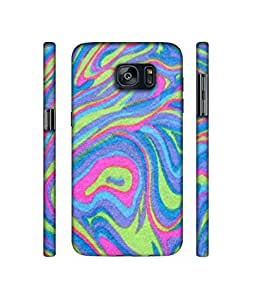 NattyCase Art Pattern Design 3D Printed Hard Back Case Cover for Samsung Galaxy S7
