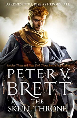 The Skull Throne (The Demon Cycle, Book 4) (English Edition) por Peter V. Brett