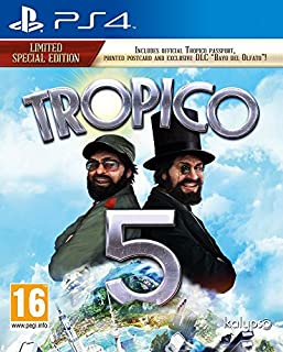 Tropico 5 - édition day one (B00PMZK4O0) | Amazon price tracker / tracking, Amazon price history charts, Amazon price watches, Amazon price drop alerts
