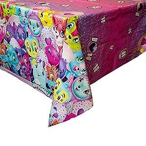 Unique Party Mantel de plástico 59303hatchimals, 7x 4,5pies