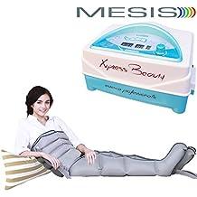 Presoterapia Mesis Xpress Beauty Luxury con 2 botas pierna, 1 faja abdominal glúteos