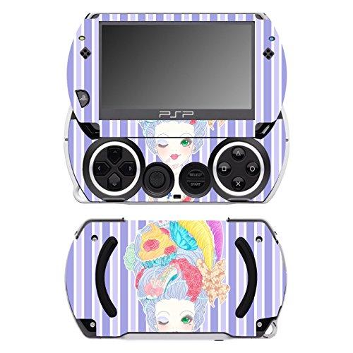 Disagu SF-14232_1138 Design Folie für Sony Play Station Portable Go - Motiv Marie-Antoinette 03