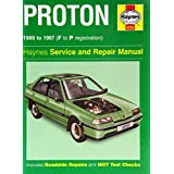 Proton Service and Repair Manual