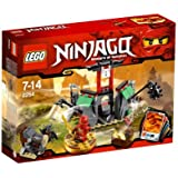 Lego Ninjago - 2254 - Jeu de Construction - Le Temple de la Montagne