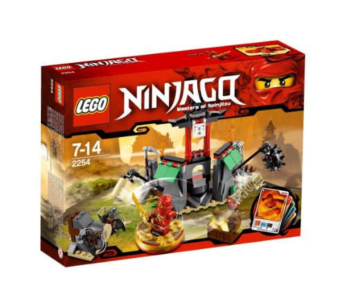 LEGO Ninjago 2254 - Bergschrein