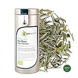 Silver Needle (Yin Zhen) Weißer Tee in Bio-Qualität (50 g) Erntejahr 2017
