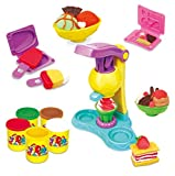 Toyshine DIY Ice Cream Clay Play Set Toy...