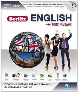 Berlitz anglais tous niveaux