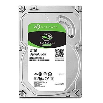 Seagate ST2000DMZ08/DM008 - 8,9cm 2TB hard disk interno Barracuda–argento