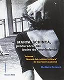 Marta Schinca, precursora del teatro de movimiento. Manual del método Schinca de expresión corporal - Volumen 1 (Arte/Teoría teatral)