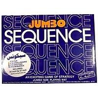 SEAHORSE Jumbo Sequence Board Game