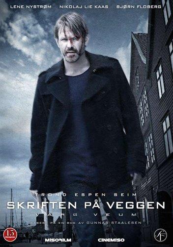 Varg Veum - Skriften på veggen [Norwegen Import]