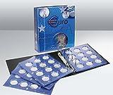 Münzen-Album TOPset SAFE 7313 - für 20 € Münzen mit Kapseln