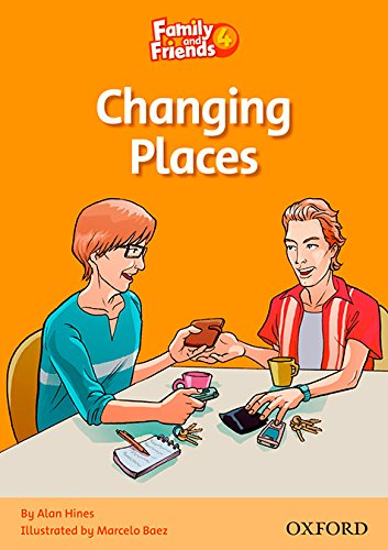 Family and Friends Readers 4: Changing Places epub