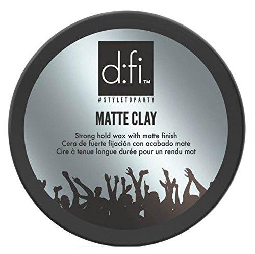 DFI Haarwachs MATTE CLAY im Test