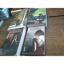 Lot de 4 livres de Douglas Kennedy : Quitter le monde - Au-delà des pyramides - la femme du Ve - La poursuite du bonheur