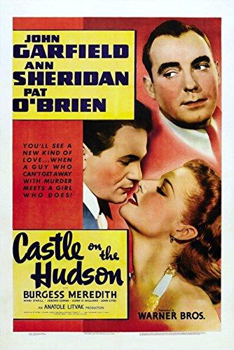 Castle on The Hudson Movie Poster (27,94 x 43,18 cm) - Hudson Movie Poster