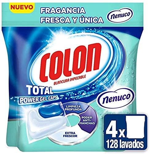 Colon Capsulas Fragancia Fresca Única Nenuco-4 Unidades
