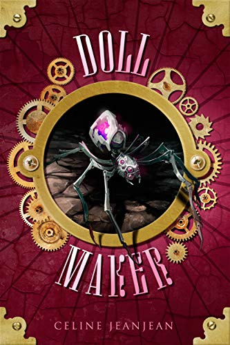 The Doll Maker: Sword and Steampunk (The Viper and the Urchin Book 4) (English Edition)