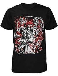 mycultshirt Samurai Revenge T-Shirt Neu Tee Fun Shirt MMA Muay Thai Thai  Boxen Fashion 13b1ee875d