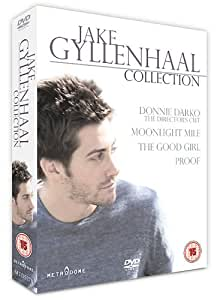 Jake Gyllenhaal Collection (Donnie Darko, Moonlight Mile, The Good Girl, Proof) [DVD]