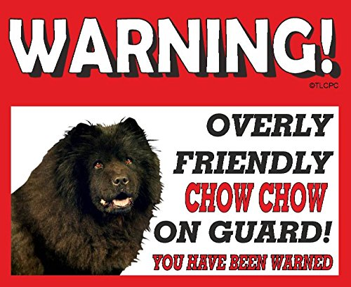 chow-chow-schwarz-guard-dog-metall-schild-71