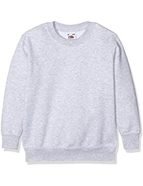 Fruit of the Loom Mädchen Sweatshirt Kids Classic Set in Sweat