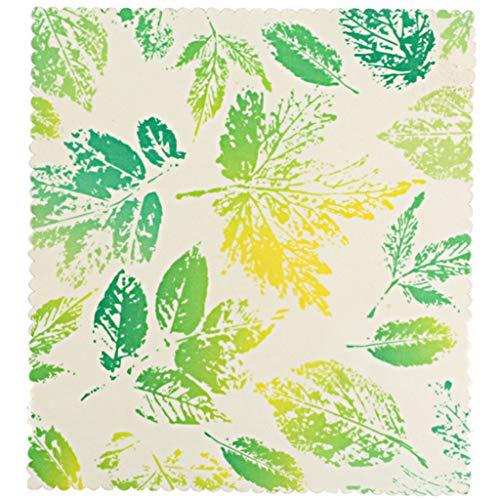 Konservierungsstoff Aufbewahrung,Rifuli® 3pc Beeswax Fresh Cloth Bio-Baumwolle Wiederverwendbare Lebensmittelqualität Verpackungstuch Handgepäck Vakuumbeutel Aufbewahrungsbeutel