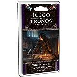 Fantasy Flight Games- Juego de Tronos lcg - Cuchillos en la Oscuridad - español, (FFGT36)