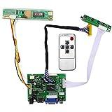 56f0a297040 HDMI + VGA + 2AV placa de regulador de LCD de entrada para B154PW01V  LP171WP4 Panel