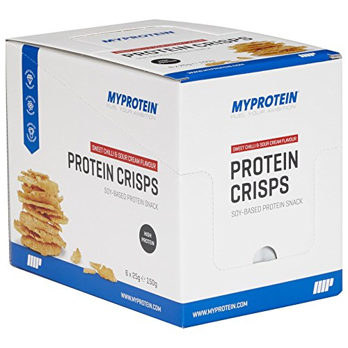 MyProtein Proteinchips (6x25 g)